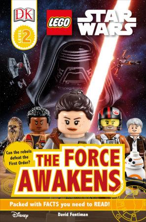 DK Readers L2: LEGO Star Wars: The Force Awakens by David Fentiman