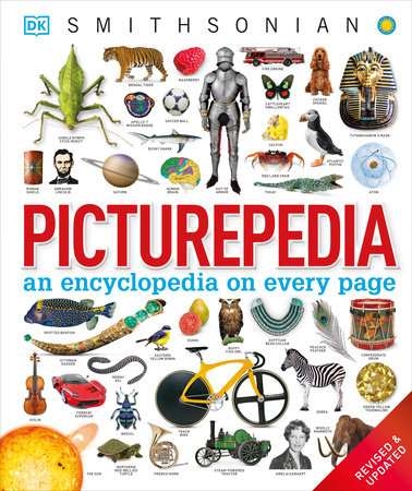 Picturepedia, Second Edition by DK