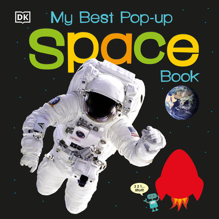My Best Pop-up Space Book by DK