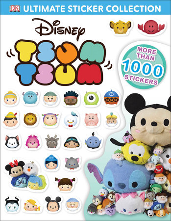 Ultimate Sticker Collection: Disney Tsum Tsum by DK