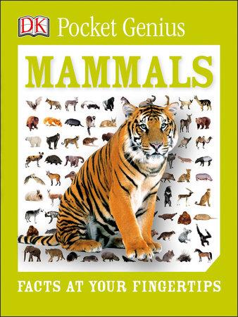 Pocket Genius: Mammals by DK