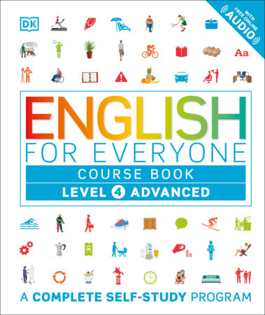 English for Everyone: Level 4: Advanced, Course Book by DK