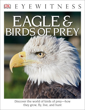 DK Eyewitness Books: Eagle and Birds of Prey by David Burnie