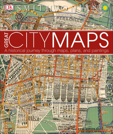 Great City Maps by DK