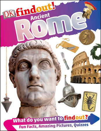 DKfindout! Ancient Rome by DK