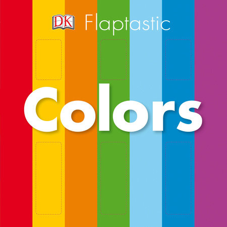 Flaptastic: Colors by DK