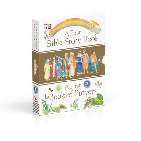 A First Bible Story Book and a First Book of Prayers Box Set by DK