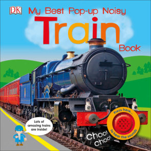My Best Pop-up Noisy Train Book
