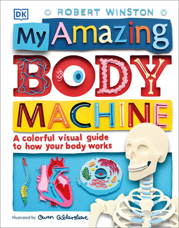 My Amazing Body Machine by Robert Winston