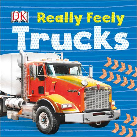 Really Feely Trucks by DK