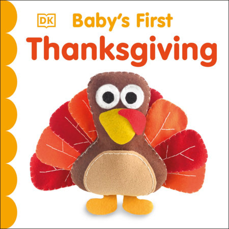Baby's First Thanksgiving by DK