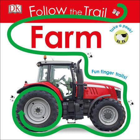 Follow the Trail: Farm by DK