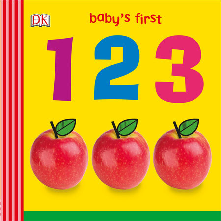 Baby's First 123 by DK