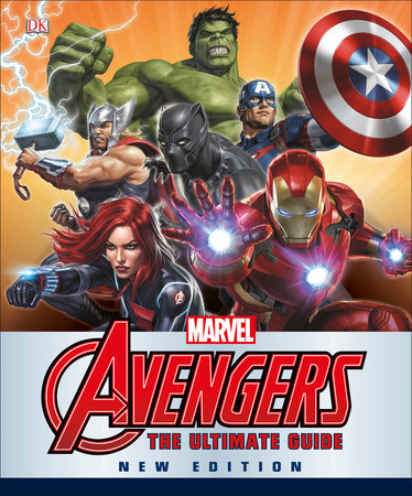 Marvel The Avengers: The Ultimate Guide, New Edition by DK