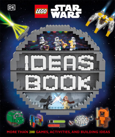 LEGO Star Wars Ideas Book by DK, Elizabeth Dowsett and Hannah Dolan