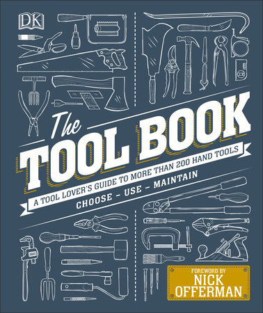 The Tool Book by Phil Davy