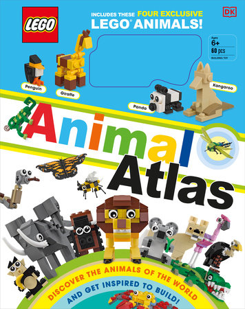 LEGO Animal Atlas by Rona Skene