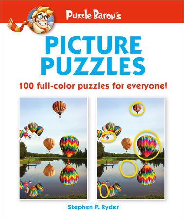 Puzzle Baron's Picture Puzzles by Puzzle Baron
