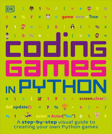 Coding Games in Python by DK