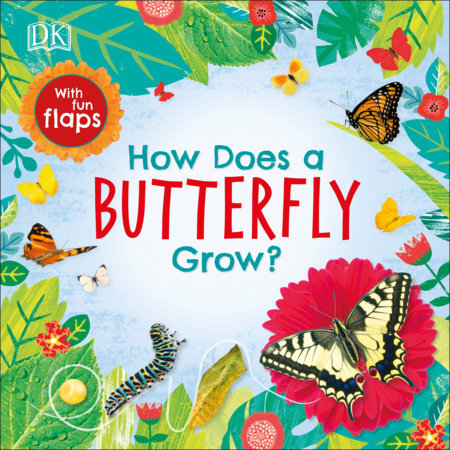 How Does a Butterfly Grow? by DK