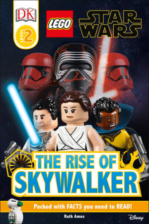 DK Readers Level 2: LEGO Star Wars The Rise of Skywalker by DK and Ruth Amos