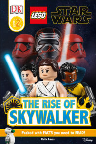 DK Readers Level 2: LEGO Star Wars The Rise of Skywalker  (Library Edition)