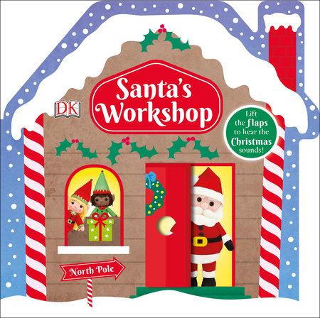 Santa's Workshop by DK