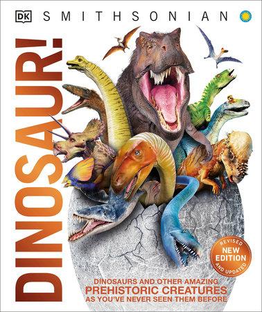 Dinosaur! by DK