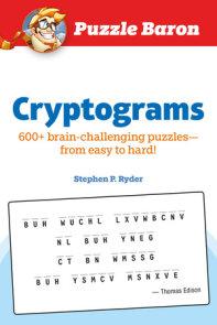 Puzzle Baron Cryptograms