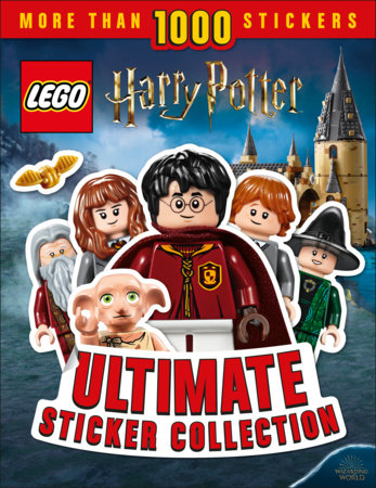 LEGO Harry Potter Ultimate Sticker Collection by DK