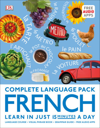 Complete Language Pack French by DK