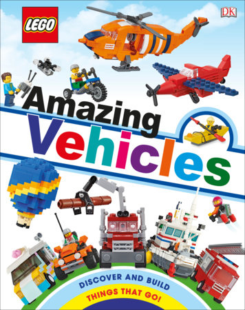 LEGO Amazing Vehicles (Library Edition) by Rona Skene