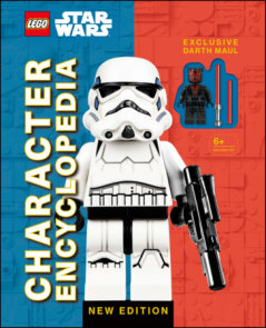 LEGO Star Wars Character Encyclopedia, New Edition