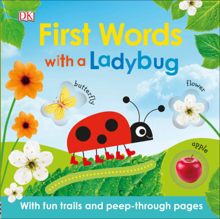 First Words with a Ladybug by DK