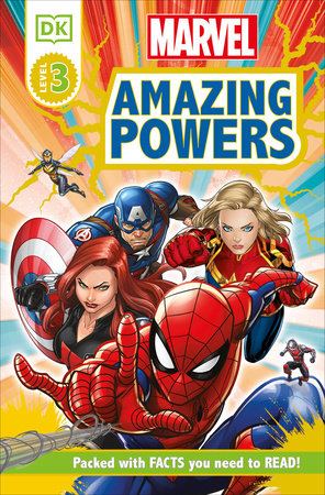 Marvel Amazing Powers [RD3]