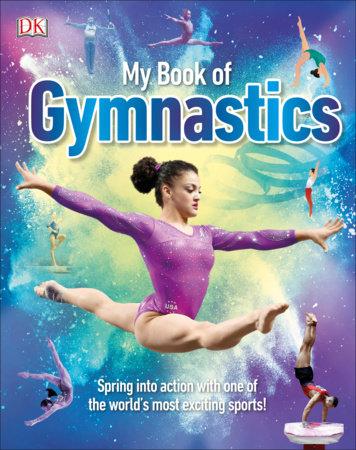 My Book of Gymnastics by DK