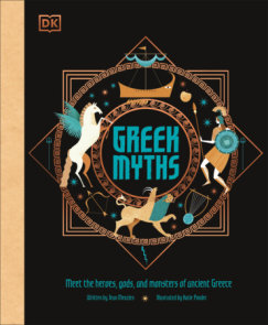 Illustrated Greek Myths