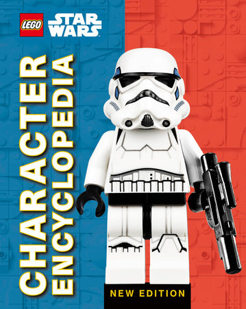 LEGO Star Wars Character Encyclopedia, New Edition by Elizabeth Dowsett