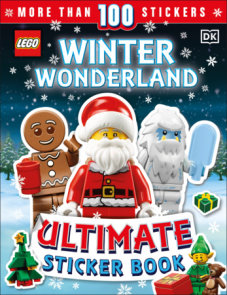 LEGO Winter Wonderland Ultimate Sticker Book