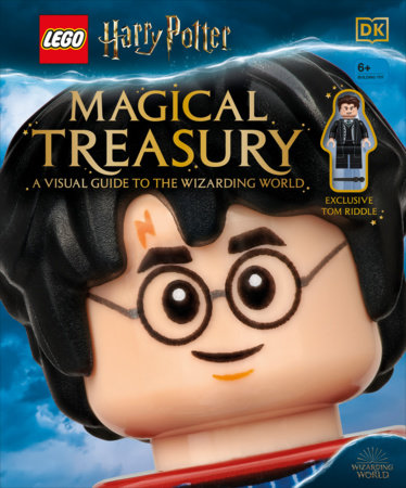 LEGO® Harry Potter  Magical Treasury (with exclusive LEGO minifigure) by DK
