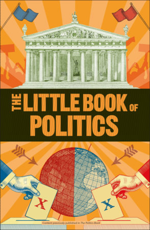 The Little Book of Politics by DK