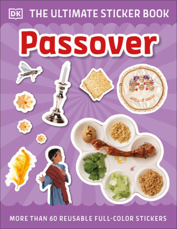 Ultimate Sticker Book Passover by DK