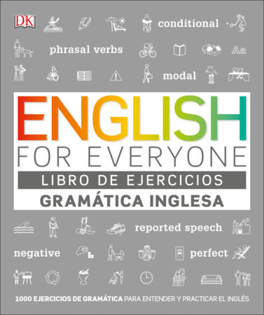 English For Everyone Gramática Inglesa. El libro de ejercicios by DK