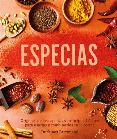 Especias by Dr. Stuart Farrimond