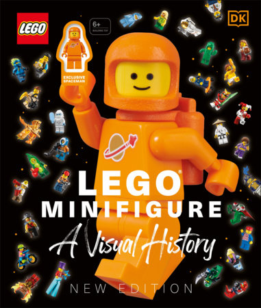 LEGO® Minifigure A Visual History New Edition by Gregory Farshtey, Daniel Lipkowitz and Simon Hugo
