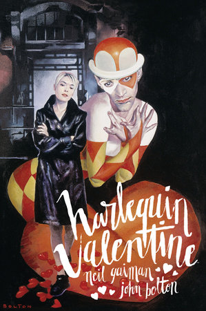 Harlequin Valentine (Second Edition) by Neil Gaiman