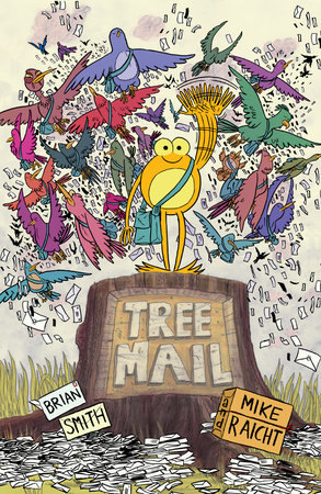 Tree Mail by Brian Smith and Mike Raicht