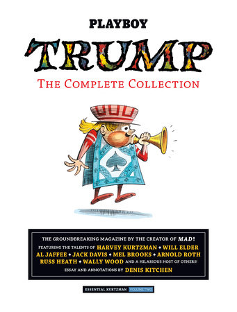TRUMP: The Complete Collection- Essential Kurtzman Volume 2 by Harvey Kurtzman
