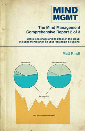 Mind MGMT Omnibus Part 2 by Matt Kindt