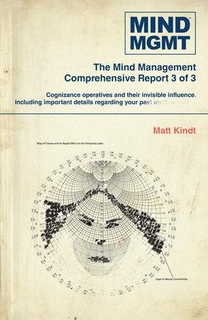 Mind MGMT Omnibus Part 3 by Matt Kindt